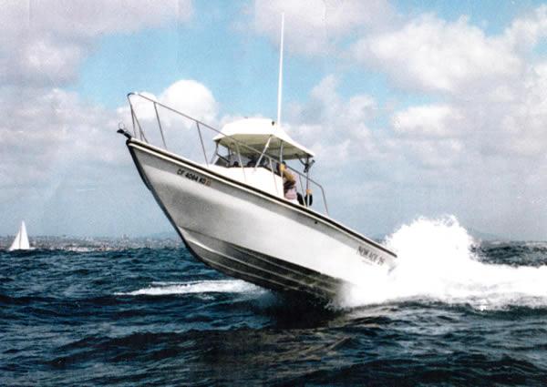 Nokaoi Boat